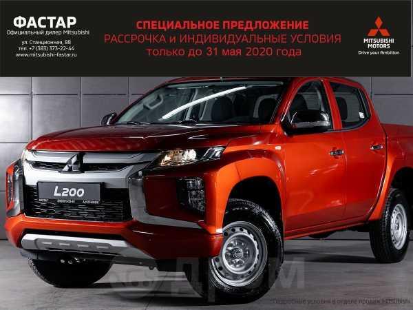 Mitsubishi L200, 2019 год, 2 028 600 руб.