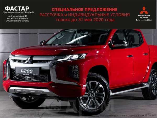 Mitsubishi L200, 2019 год, 2 468 000 руб.