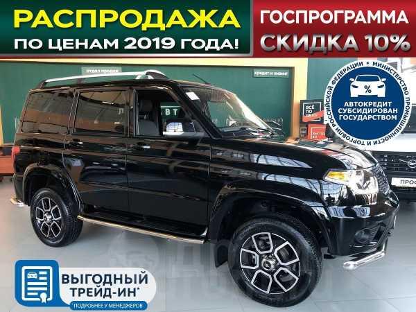 УАЗ Патриот, 2019 год, 1 330 000 руб.