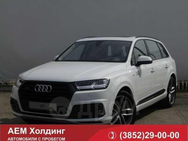 Audi Q7, 2019 год, 5 650 000 руб.