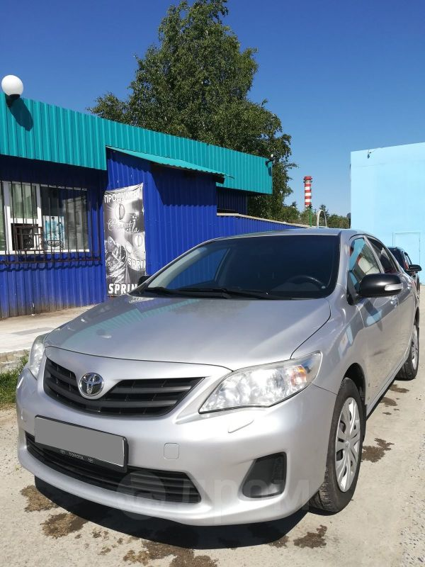 Toyota Corolla, 2010 год, 570 000 руб.