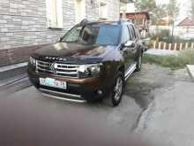 Иркутск Duster 2011