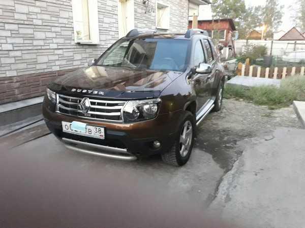 Renault Duster, 2011 год, 530 000 руб.