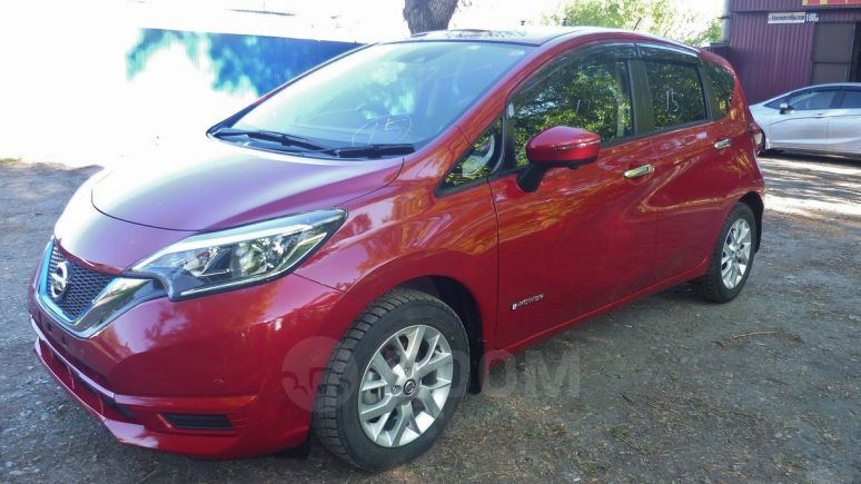 Nissan Note, 2019 год, 1 000 000 руб.