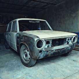 Ленинск-Кузнецкий 2101 1984