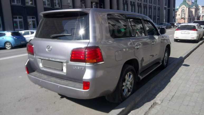 Lexus LX570, 2008 год, 1 430 000 руб.
