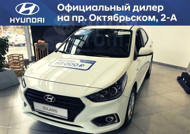 Hyundai Solaris, 2019 год, 1 020 000 руб.