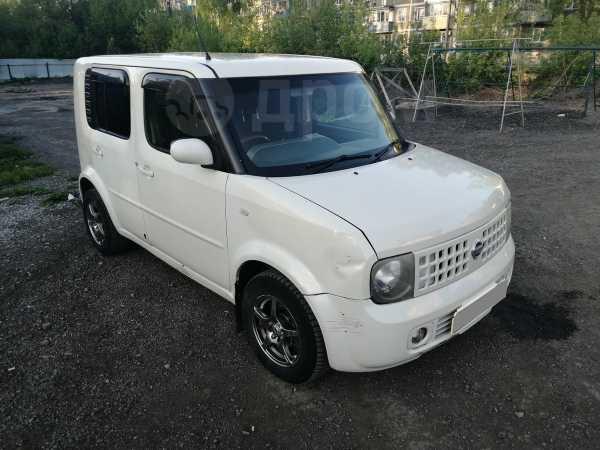 Nissan Cube, 2004 год, 240 000 руб.