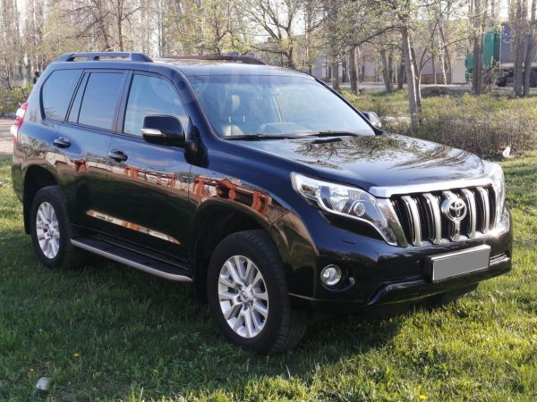 Toyota Land Cruiser Prado, 2016 год, 2 420 000 руб.