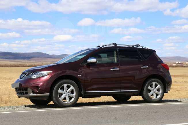 Nissan Murano, 2012 год, 1 040 000 руб.