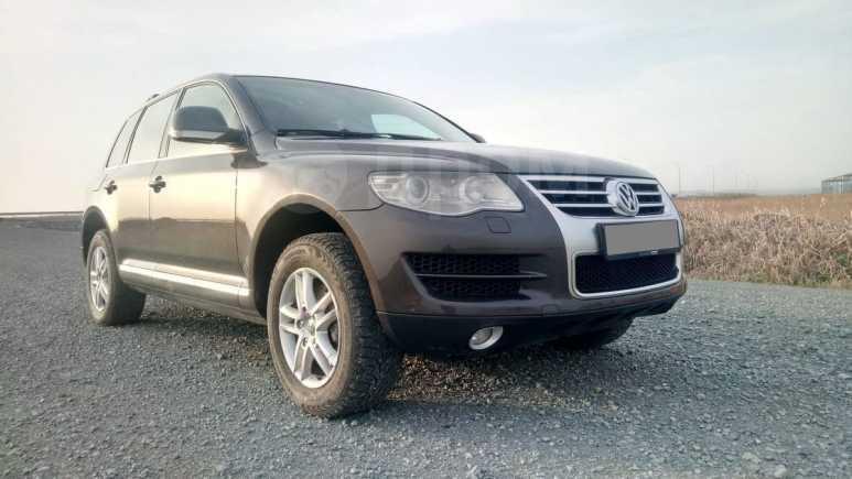 Volkswagen Touareg, 2007 год, 744 000 руб.