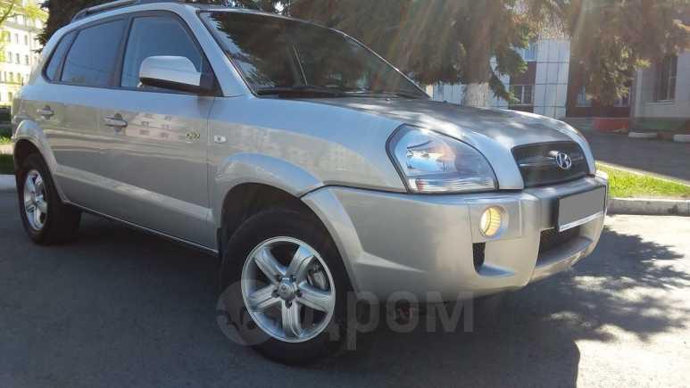 Hyundai Tucson, 2007 год, 488 000 руб.