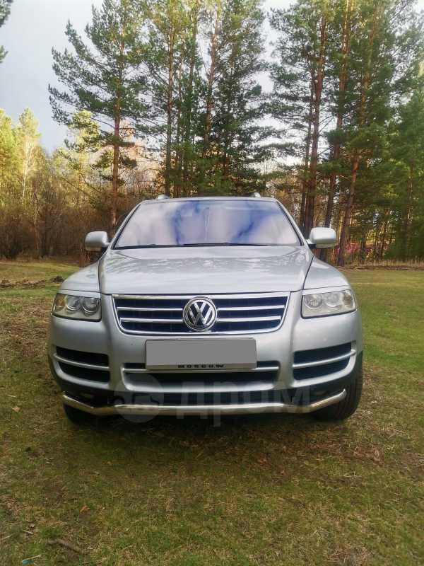Volkswagen Touareg, 2006 год, 545 000 руб.