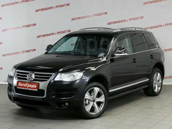 Volkswagen Touareg, 2007 год, 729 000 руб.