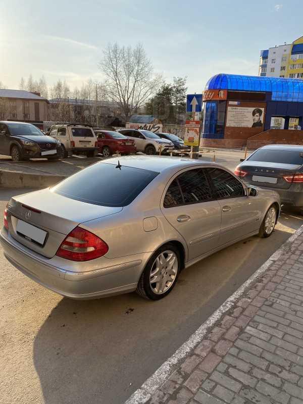 Mercedes-Benz E-Class, 2002 год, 399 999 руб.
