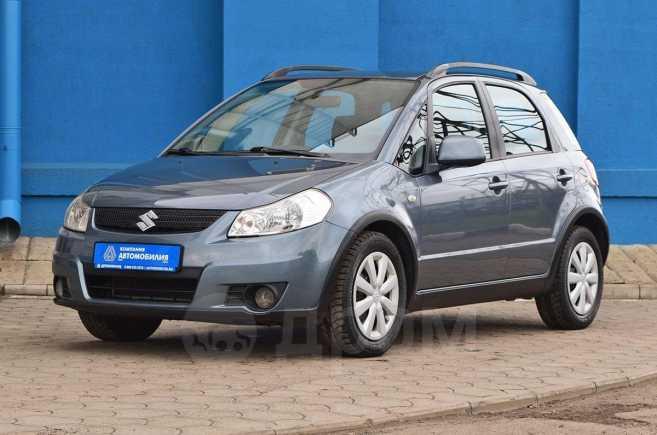 Suzuki SX4, 2008 год, 399 000 руб.