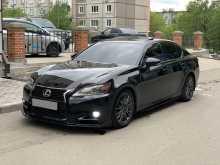 Хабаровск GS250 2012