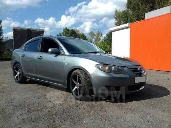 Mazda Axela, 2004 год, 170 000 руб.