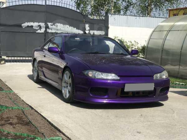 Nissan Silvia, 2001 год, 1 000 000 руб.