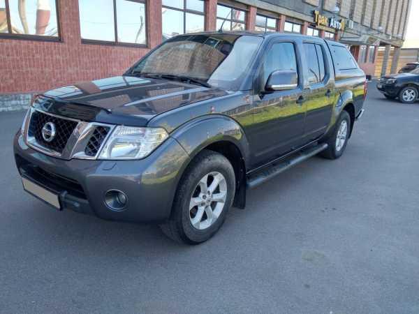 Nissan Navara, 2011 год, 799 000 руб.