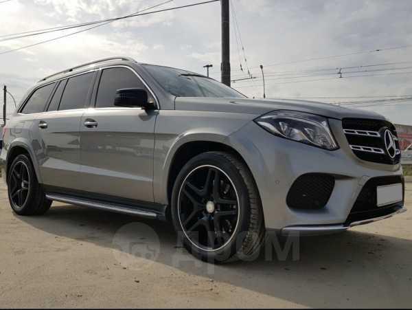 Mercedes-Benz GLS-Class, 2016 год, 3 680 000 руб.