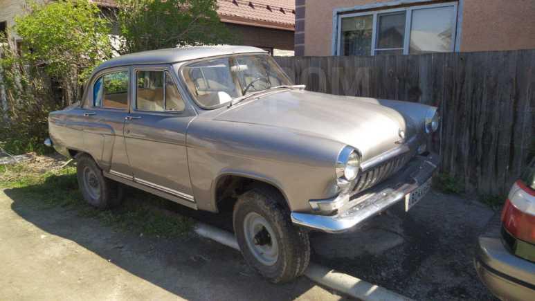 ГАЗ 21 Волга, 1957 год, 199 000 руб.