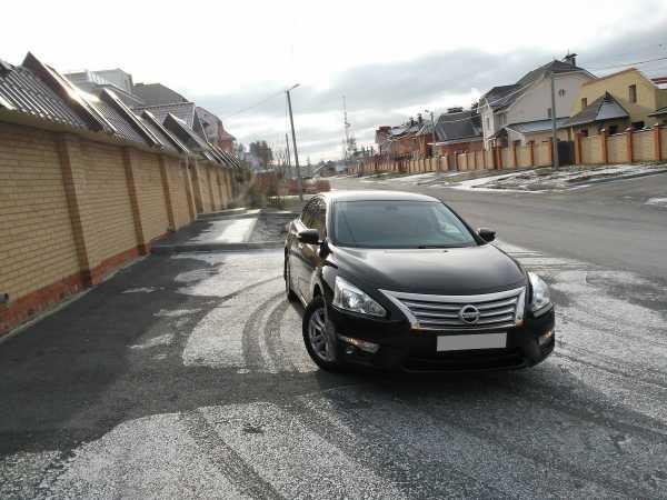 Nissan Teana, 2014 год, 975 000 руб.