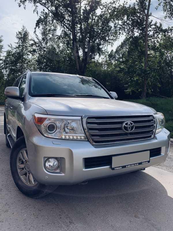 Toyota Land Cruiser, 2013 год, 2 300 000 руб.