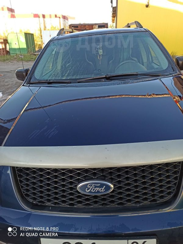 Ford Freestyle, 2005 год, 620 000 руб.