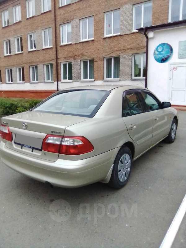 Mazda Capella, 2001 год, 145 000 руб.