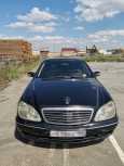 Mercedes-Benz S-Class, 2003 год, 390 000 руб.