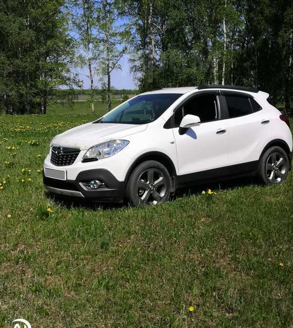 Opel Mokka, 2012 год, 595 000 руб.