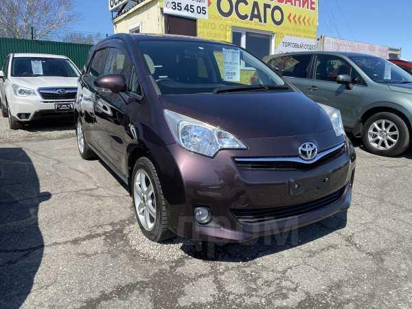 Toyota Ractis, 2011 год, 685 000 руб.
