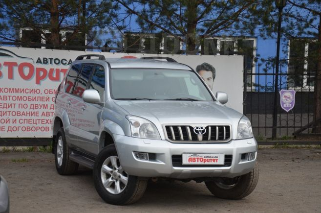 Toyota Land Cruiser Prado, 2008 год, 1 295 000 руб.