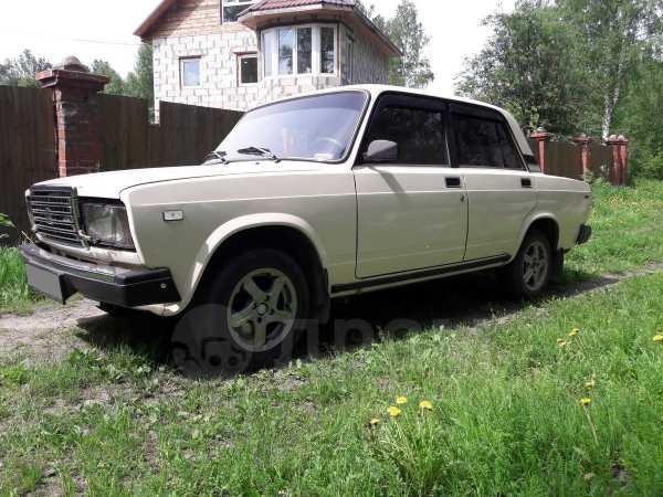 Лада 2107, 1993 год, 100 000 руб.