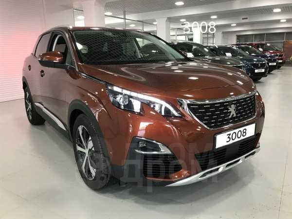 Peugeot 3008, 2019 год, 2 350 000 руб.