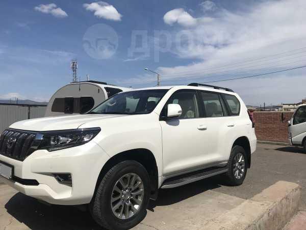 Toyota Land Cruiser Prado, 2018 год, 3 720 000 руб.