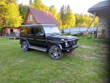 Пермь G-Class 1999