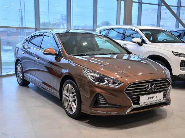 Hyundai Sonata, 2019 год, 1 649 000 руб.