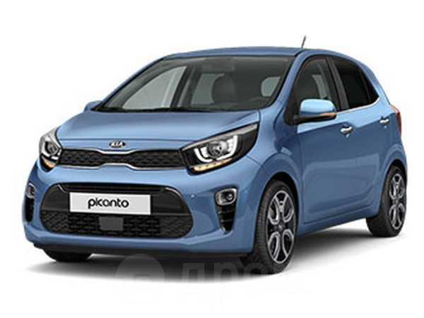 Kia Picanto, 2019 год, 949 900 руб.