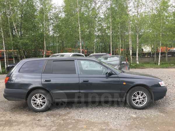 Toyota Caldina, 1996 год, 177 000 руб.