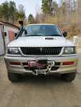 Mitsubishi Challenger, 1998 год, 545 000 руб.