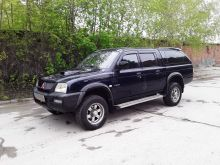 Новосибирск L200 2005