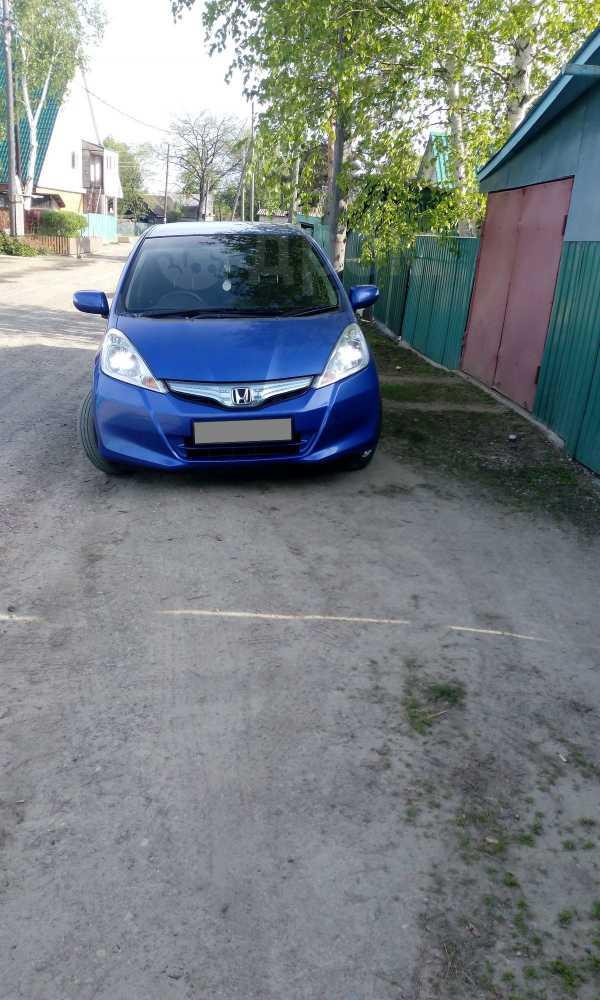 Honda Fit, 2011 год, 445 000 руб.