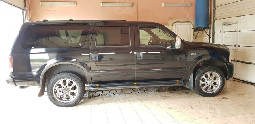 Ford Excursion, 2004 год, 1 800 000 руб.