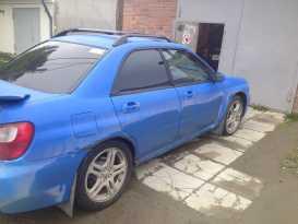 Заречный Impreza WRX 2001