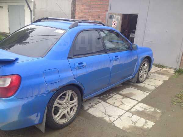Subaru Impreza WRX, 2001 год, 230 000 руб.