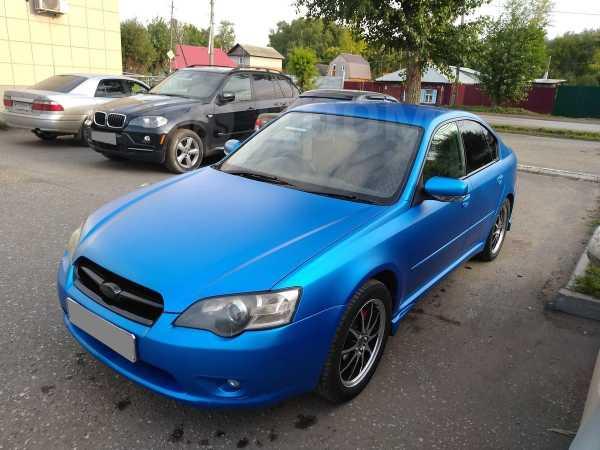 Subaru Legacy B4, 2004 год, 449 000 руб.