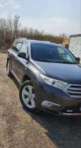 Toyota Highlander, 2013 год, 1 379 000 руб.