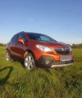 Томск Opel Mokka 2013